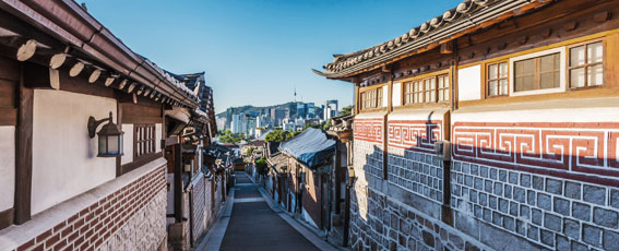 Hanok Maeul Accommodations