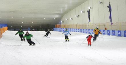 Ski doci