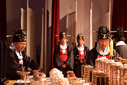 Empress Myeongseong Commemorative Festival